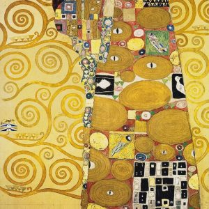 Gustav Klimt Tablouri Canvas The Fulfillment