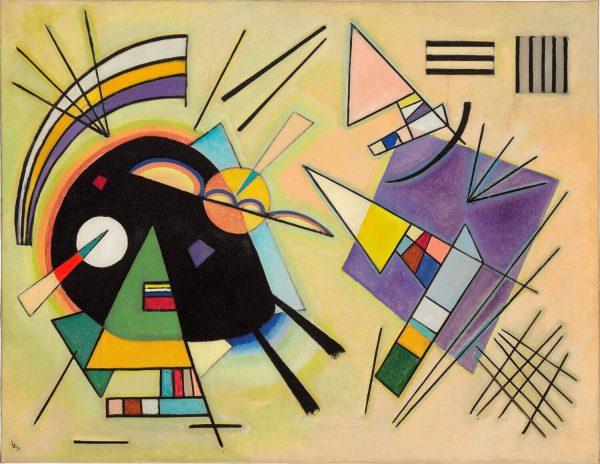 Kandinski Composition VIII tablou canvas