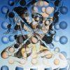 Salvador Dali - Galatea Spheres tablou canvas