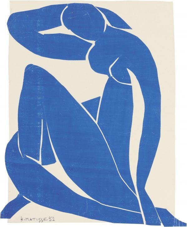 H Matisse Tablou living nud