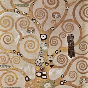 Gustav Klimt The Tree of Life tablou canvas