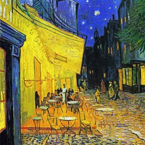 Van_Gogh_-_The_Cafe_Terrace tablou canvas