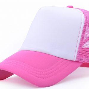 sapca personalizata roz