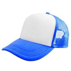 sapca personalizata trucker-albastru-inchis