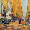 les alyscamps van gogh tablouri canvas celebre