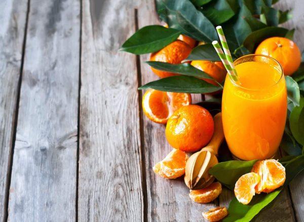 Orange Juice tablou canvas bucatarie