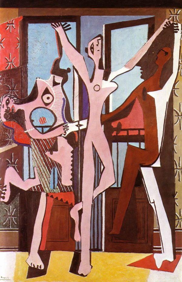 reproducere Picasso tablou canvas bucatarie