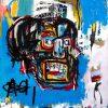 tablou canvas Jean-Michel Basquiat