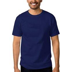 tricou-bumbac-bleumarin