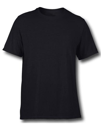 tricou personalizat bumbac negru