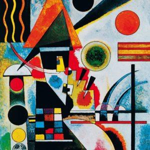 Tablou canvas reproducere Kandinski