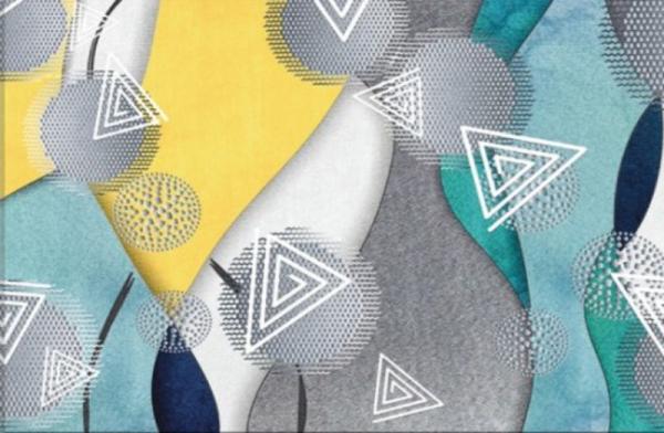 Tablou canvas abstract