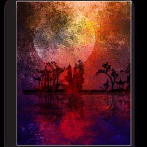 Tablou asia landscape, Printly