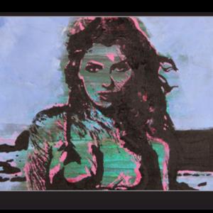 Tablou beautiful girl 3, Printly