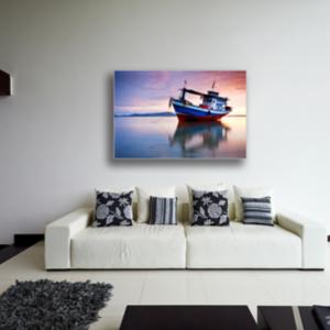 Tablou fishing boat, Printly