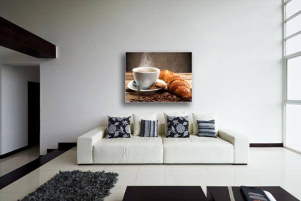 Tablou breakfast coffee, Printly