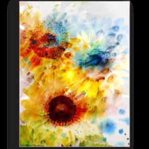 Tablou floarea soarelui, Printly