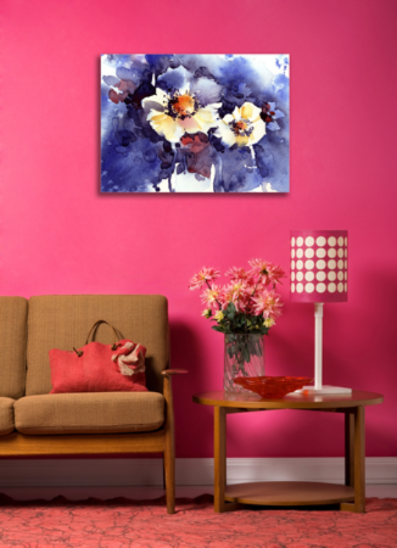 Tablou floral art, Printly