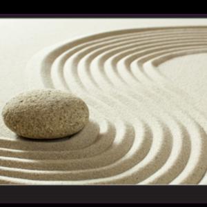 Tablou zen garden, Printly