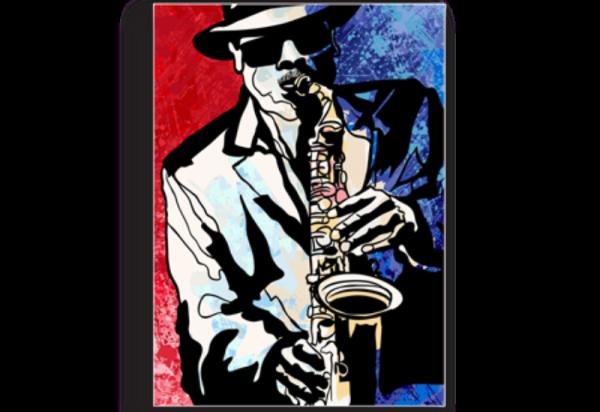 Tablou jazz music, Printly