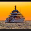 Tablou luxury yacht, Printly