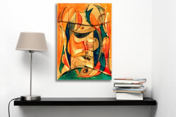 Tablou modern art 2, Printly
