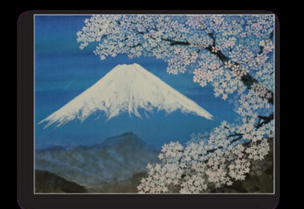 Tablou muntele fuji, Printly
