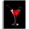 Tablou red martini cocktail, Printly
