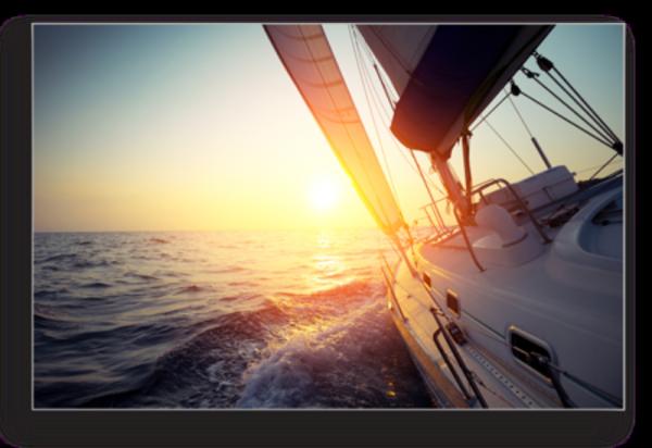 Tablou sail boat, Printly