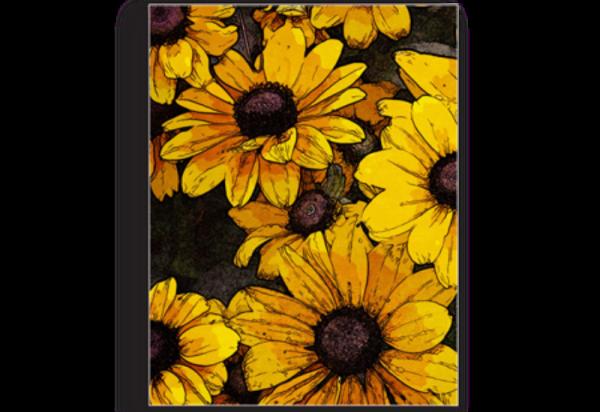 Tablou sun flowers, Printly