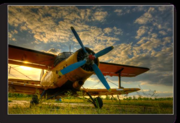 Tablou vintage aeroplane, Printly